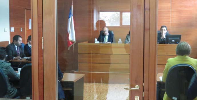 poder judicial condena Parvularia