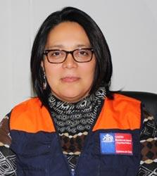 Alejandra Riquelme Directora Onemi OHiggins