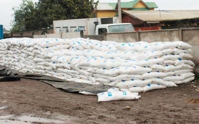 Carabineros recupera 600 sacos fertilizante