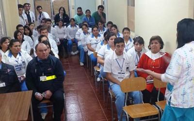 Hospital San Fernando semana acreditacion