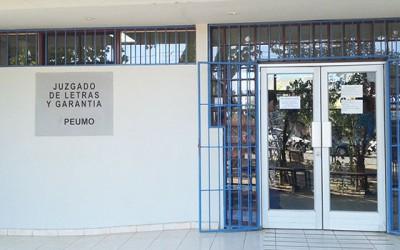 Juzgado garantia Peumo