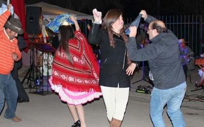 Machali finalizan Fondas Fiestas Patrias