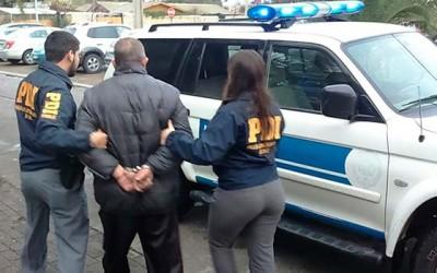 PDI detenido por violar menor de 11