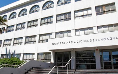 Poder Judicial corte de apelaciones Rancagua