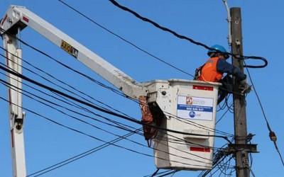 Rancagua robo de cable CGE