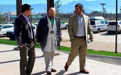 Salud Machali conoce directrices HRR