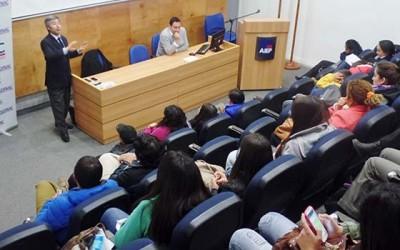 Sernac charla educacion financiera AIEP