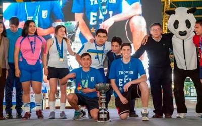 CChC liceo Ernesto Pinto Lagarrigue campeon