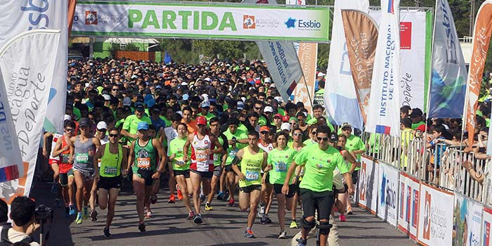 Corrida Familiar Rancagua 2015