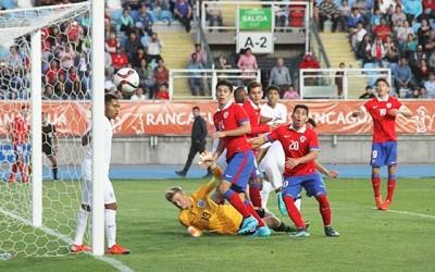 La Rojita vence a Inglaterra previa mundial Sub17