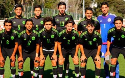 Mexico mundial sub17