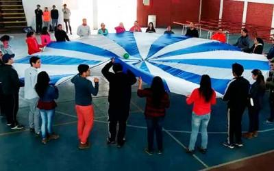 Mindep Escuelas Deportivas Integrales capacitacion