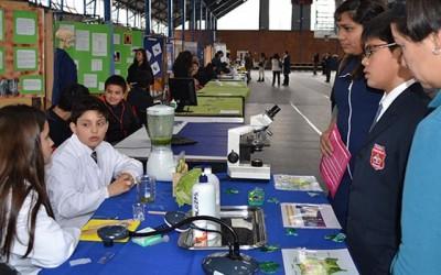 Mineduc Feria Regional Cientifica