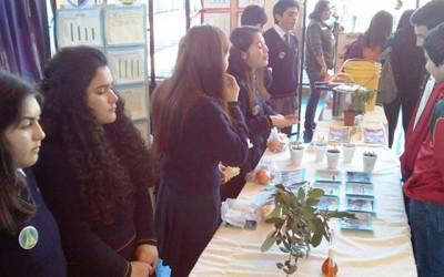 PAR Explora congreso escolar CyT