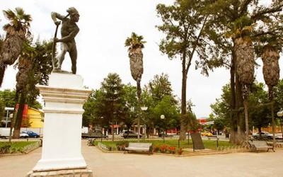 Plaza de Armas de Rengo
