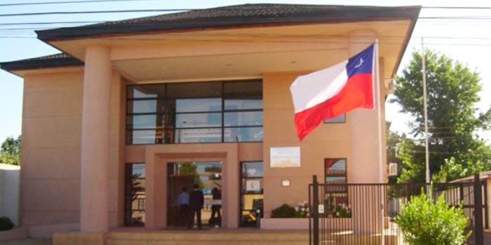 Poder Judicial TOP Santa Cruz