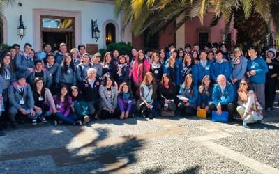 Sernatur Estudiantes visitan museos Colchagua