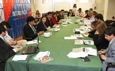 Gabinete regional analiza metas presidenciales y plan de Gobierno
