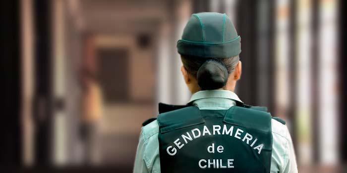 Gendarmeria centro femenino