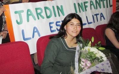Educadora de La Estrella es la mejor de Chile entre sus pares