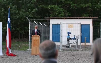 MOP Agua Potable Rural en Coltacuo