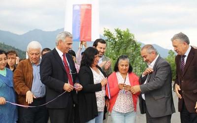 MOP Vecinos de Coltauco contaran con mejor conectividad