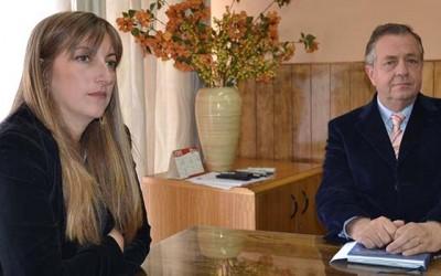 Mineduc Seremi de Educacion se reune con rector Rafael Correa