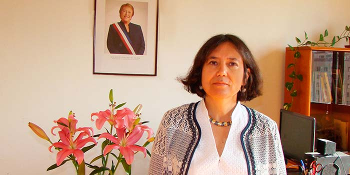 Odepa Claudia Carbonel