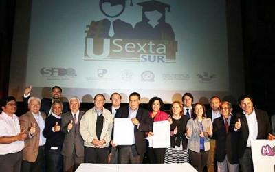 San Fernando encuentro descentralizacion educacional