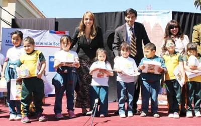 Seremi de Desarrollo Social destaca ampliacion del Chile Crece Contigo
