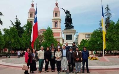 Sernatur Quinta mesa de turismo cultural