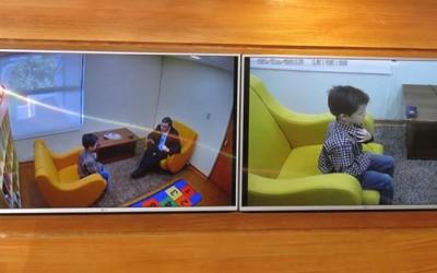 En Santa Cruz inauguran sala especial para declaracion de niños