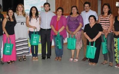 Familias vulnerables de Rengo evaluan programa del subsistema de seguridades y oportunidades