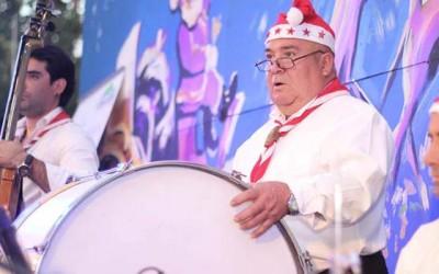 Graneros Banda de Todos Los Tiempos concierto navideño