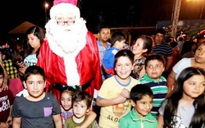 Graneros funcionarios municipales sueño niños Navidad
