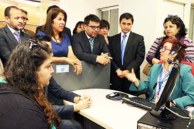 IPS lanza sistema de videointerpretacion
