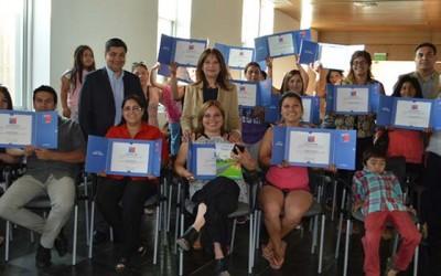 Minvu 30 familias reciben subsidio Fondo Solidario de Eleccion