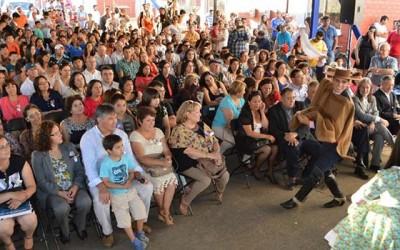 Minvu Entregan 155 viviendas a familias de Nuevo Renacer de Graneros