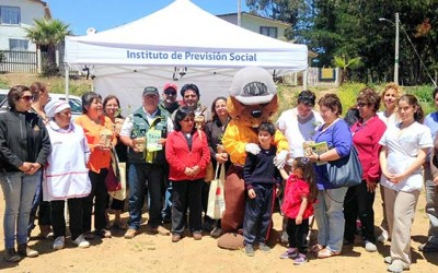 Positivo acercamiento comunitario realiza IPS en Pichilemu