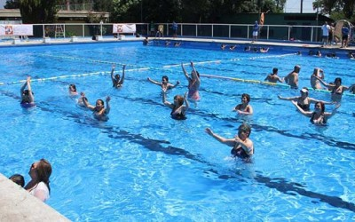 Rancagua temporada de piscina