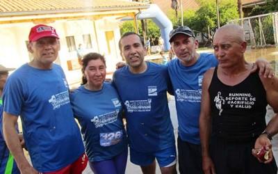 Salud OHiggins Trail Running Hospitalario