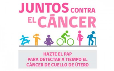 Salud machali campaña contra cancer cuello uterino