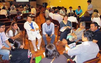 dialogo ciudadano del Hospital San Fernando