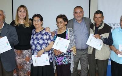 Adultos mayores de Coltauco despiden novena version del programa Vinculos
