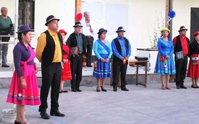 Agrupacion Aucapan del Hospital San Fernando realiza gala de fin de año