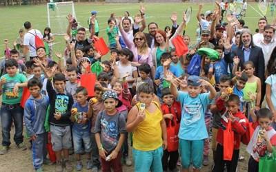 Centros para niños con cuidadores principales temporeros beneficia a dos mil niños de la Region