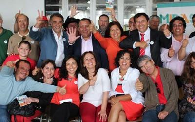 Diputada Sepulveda encabeza lanzamiento del nuevo partido politico regional MIRAS