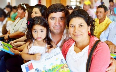 Minvu Mas de 130 familias de la region reciben subsidio para mejorar sus viviendas