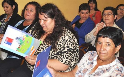 Municipio de San Fernando y Serviu entregan importante subsidio a 31 familias