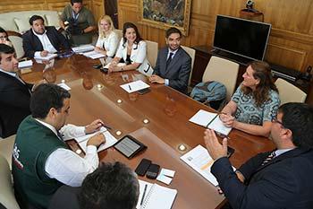 Region de OHiggins y Hungria firmaran convenio de colaboracion economico